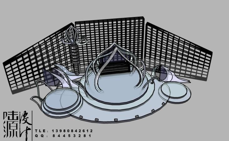 舞台美术设计