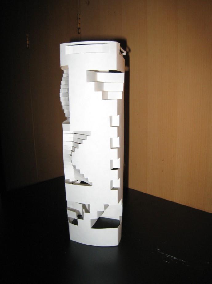 灯手绘图立体