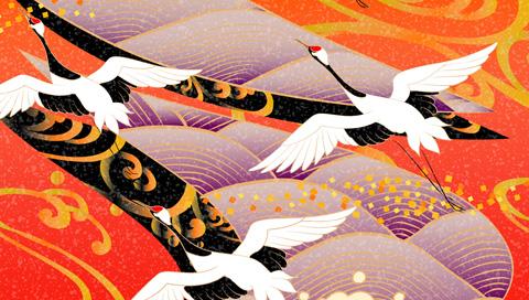 日系和风壁纸_桌面壁纸|背景