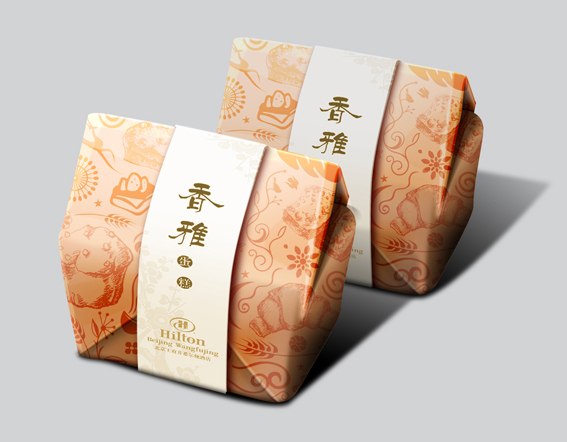 茶叶包装盒设计 中秋月饼包装 酒标包装设计 快消食品