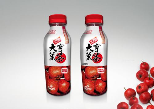 大亨果茶饮料饮品包装设计