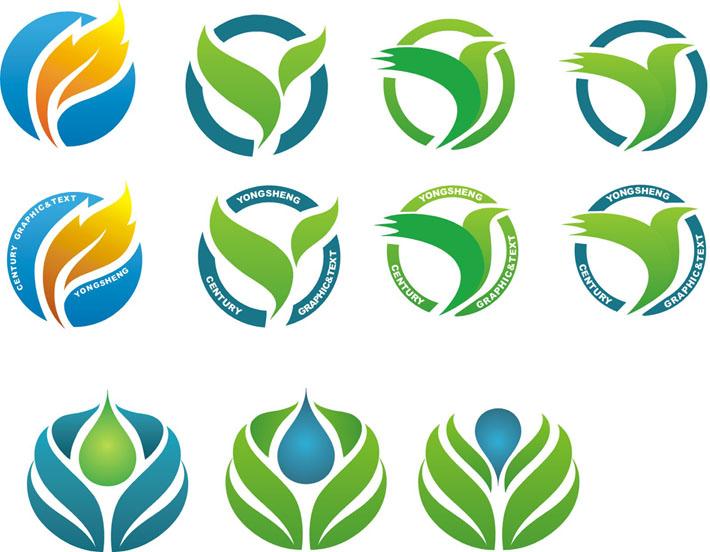 公司自用标志请指教_标志_平面_原创设计 第一设计网