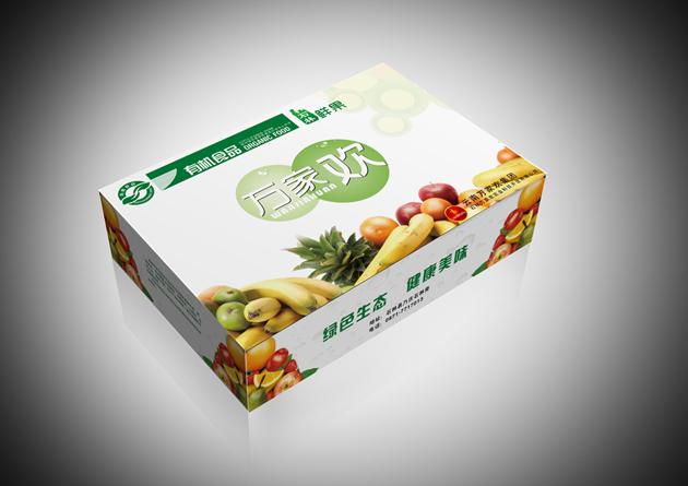 茶叶白酒水果综合包装盒设计更新中