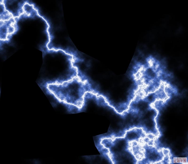 闪电降价只凤凰资讯_ps--快速打造闪电效果 !