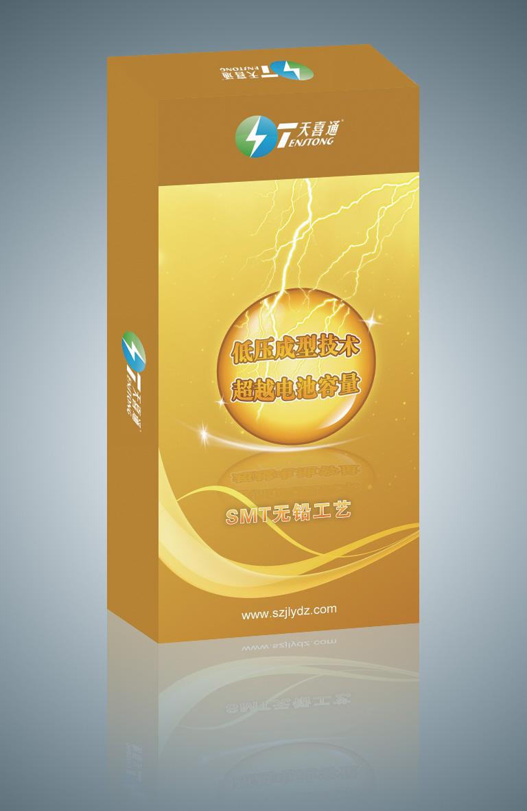 产品包装盒设计图展示