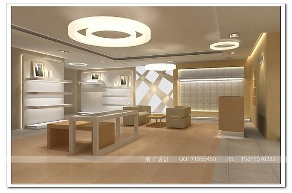 近半店做的终端店面设计.........._卖场 展厅 陈列_空间/建筑_原创设计 专业设计网 - 红动中国-Redocn - 国内知名的设计论坛!