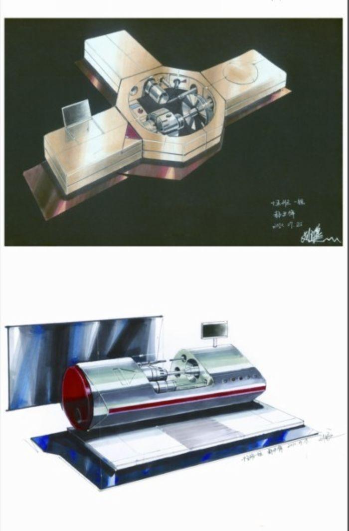 产品设计马克笔手绘内容|产品设计马克笔手绘图片