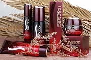 图片标题:HOLY CARE 关键字:化妆品 包装 化妆品策划、设计 HOLY CARE  加入时间:2009-2-26 21:32 加入作者:redocn