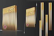 图片标题:香烟包装设计效果图 关键字:香烟包装 烟类包装  加入时间:2008-7-12 07:27 加入作者:redocn