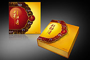 图片标题:月饼包装设计 关键字: 月饼盒设计 效果图  加入时间:2008-7-12 07:36 加入作者:redocn