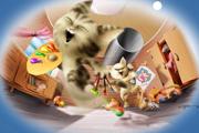 图片标题:猫猫画法(申请精华) 关键字:完成图  加入时间:2008-8-19 11:23 加入作者:redocn