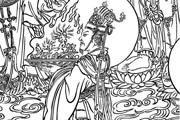 图片标题:敦煌壁画线描稿之《文殊经变》(安西榆林第三窟)(CDR 8.0  AI 10) 关键字:文官献宝.jpg  加入时间:2008-11-11 12:37 加入作者:阿Q第二
