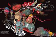 图片标题:新锐插画师丘铭仪的作品集 个人网站www.isabelho.com 关键字:设计图片  加入时间:2009-4-8 15:19 加入作者:redocn