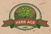 图片标题:《红笔设计作品集》 关键字:房地产 标志 logo HERB AGE  加入时间:2009-5-4 08:34 加入作者:redocn
