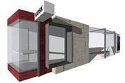 图片标题:最近的小项目车站设计 关键字:车站设计 流程 车站模型 车站 模型渲染 效果图 产品设计 工业设计  加入时间:2009-6-23 14:50 加入作者:木子过客