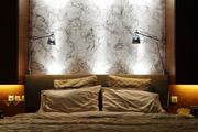 图片标题:来5套高文安的作品(申请精华) 关键字:家装设计 卧室  加入时间:2009-7-10 11:46 加入作者:木子过客