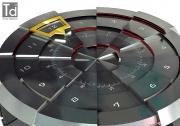 图片标题:与众不同的手表设计 关键字:手表 产品设计 工业设计 渲染效果图  加入时间:2010-2-5 11:25 加入作者:木子过客